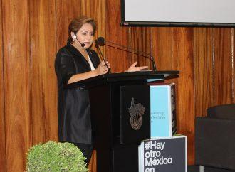 El cambio climático es algo que debe afrontar de manera conjunta el gobierno, sector privado y la sociedad: Patricia Espinosa