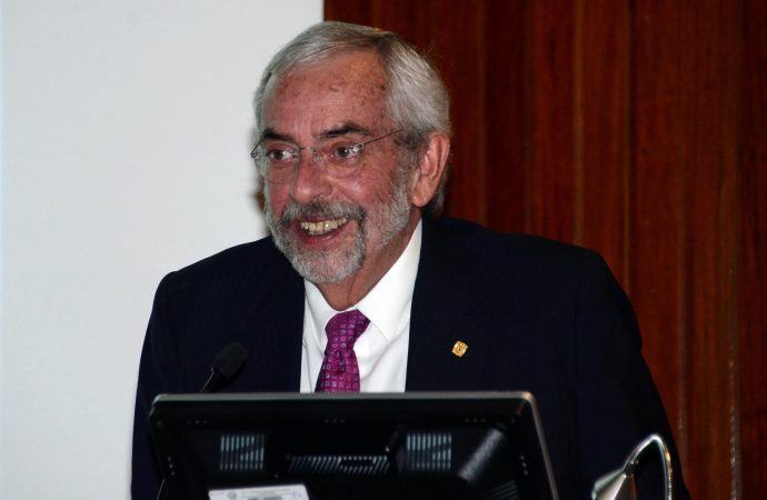 Rector de la UNAM, nuevo Patrono del Instituto Cervantes de España