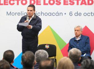 México no será candil de la calle y oscuridad de la casa en política exterior: AMLO