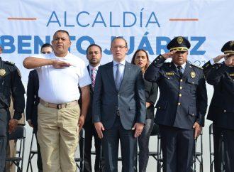 Alcaldía de Benito Juárez instala Gabinete de Seguridad