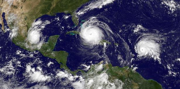 Prevén huracanes más peligrosos a medida que la Tierra se calienta