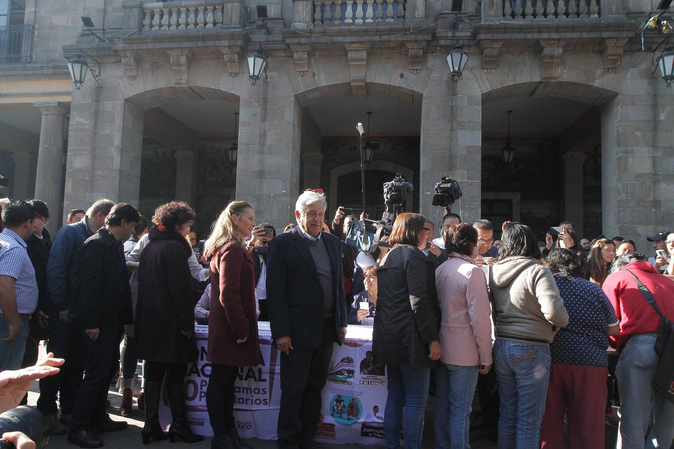 No voy a ser rehén de nadie; mi amo es el pueblo de México: López Obrador
