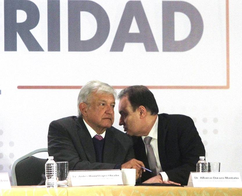"""""""Amnistía condicionada"""", prevé Alfonso Durazo en el Plan Nacional de Paz y Seguridad 2018-2024"""