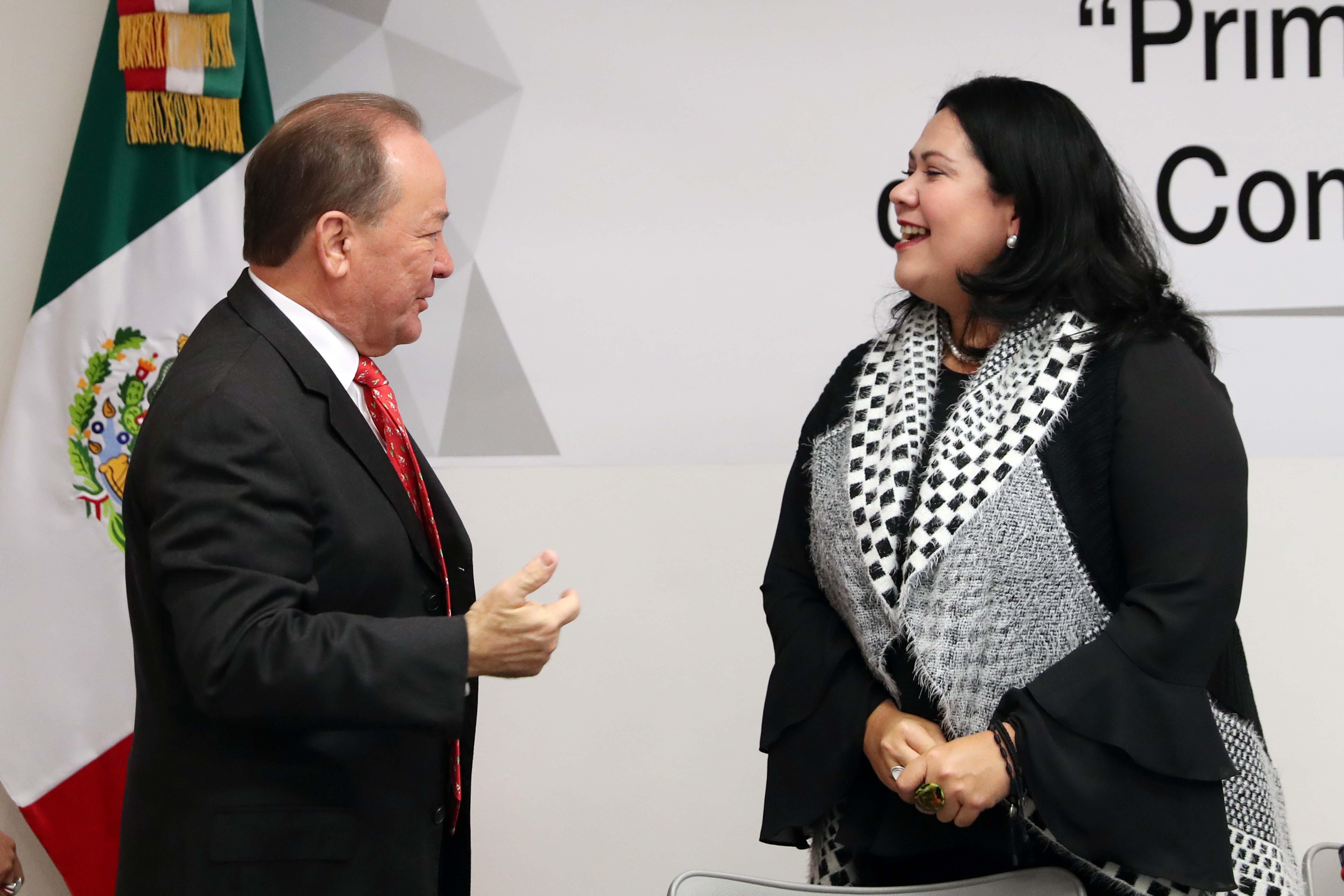 Se reúne Comisión de Reforma Agraria con representante de la FAO en México