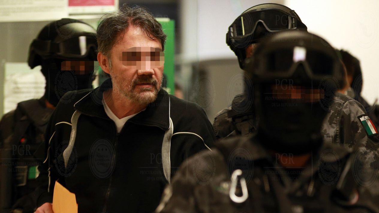 Dámaso López El Licenciado es condenado a cadena perpetua por narcotráfico