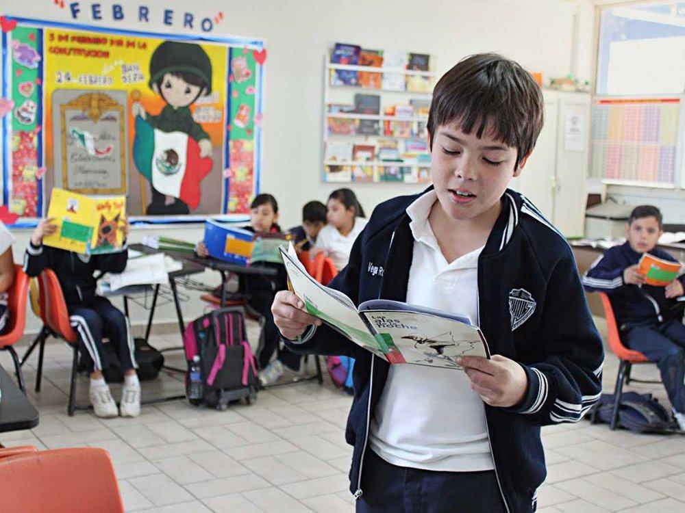 Cambiar modelo pedagógico, paso para transformar la educación en México