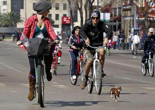 Este domingo modificarán ruta del Ciclotón en la Ciudad de México