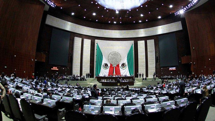 Cámara de Diputados será la casa del pueblo, se derribarán muros