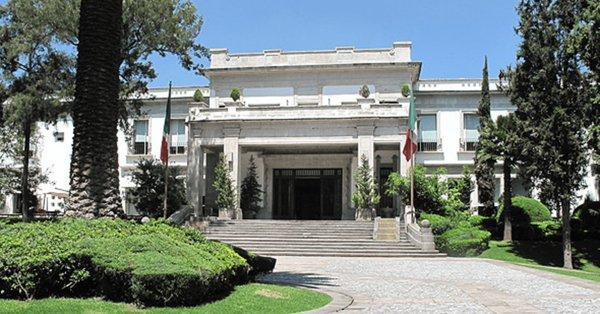 Abren al público la residencia oficial de Los Pinos desde este sábado