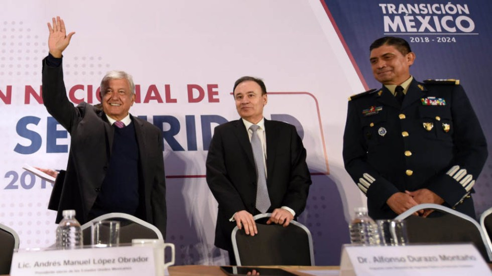 Descarta Durazo militarización del país