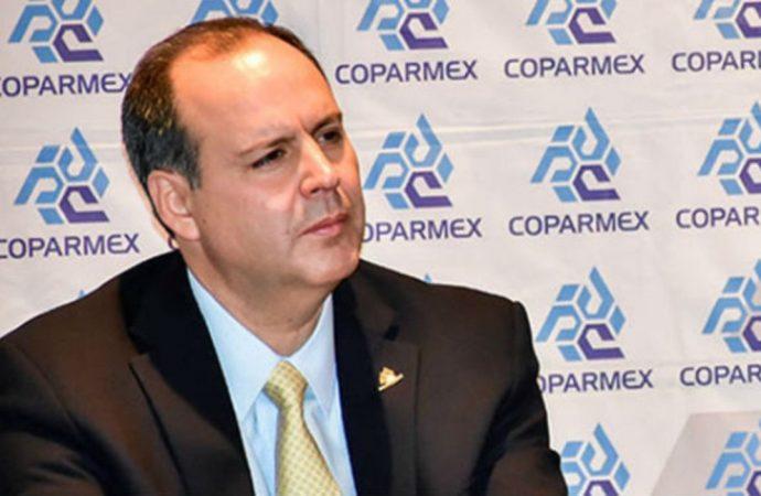 Pide Coparmex a nuevo gobierno prudencia en política económica