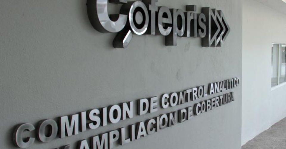 Oculta Cofepris expedientes de registro de medicamentos