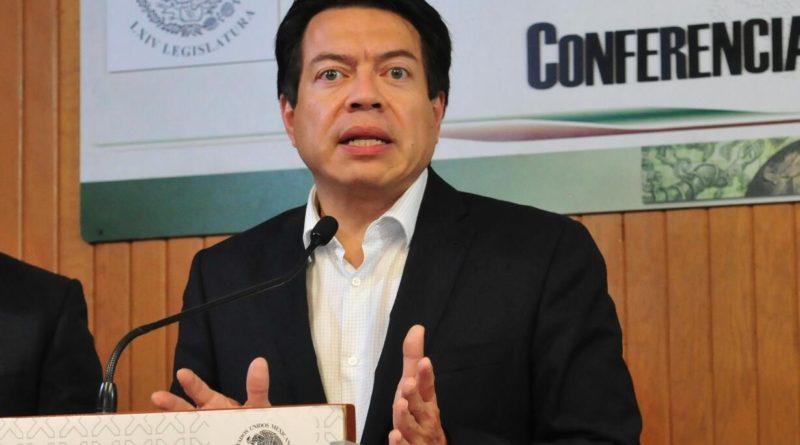 Afirma Delgado Carrillo que bancadas de oposición estarán a la altura para que toma de protesta de López Obrador sea republicana