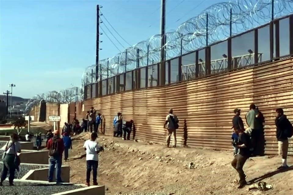 México envía a EU nota diplomática sobre cruce fallido en Tijuana