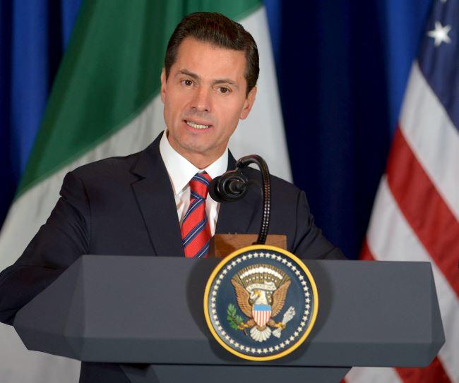 Acuerdos comerciales necesitan avanzar con los cambios de la economía: Peña Nieto