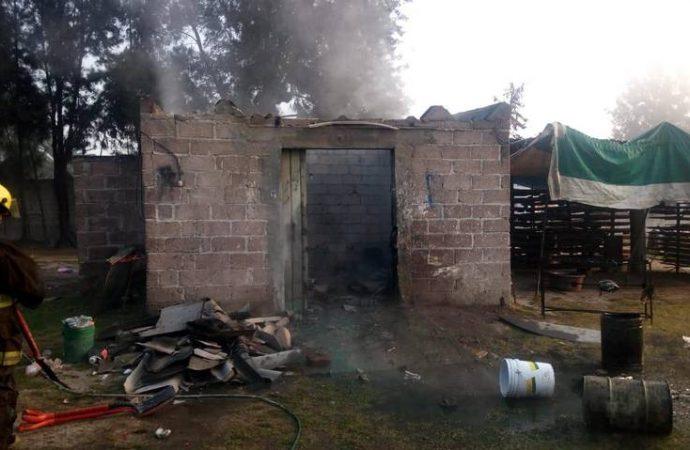 Otra vez en Tultepec: reportan explosión en taller de pirotecnia