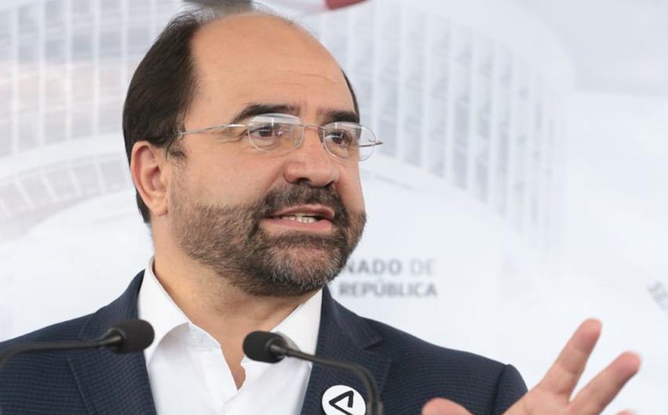 Álvarez Icaza interpondrá denuncias por presunta corrupción en obras de infraestructura
