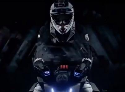 Dubai empleará en 2020 motocicletas aéreas de respuesta rápida