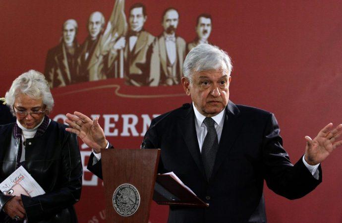 Gobierno no va a encubrir a nadie en caso Ayotzinapa, subraya López Obrador