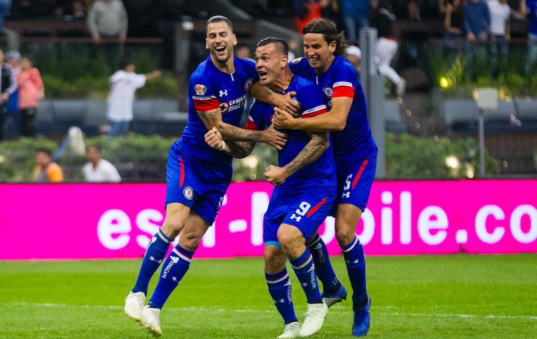 Cruz Azul regresa a una final tras cinco años, al vencer 1-0 a Monterrey
