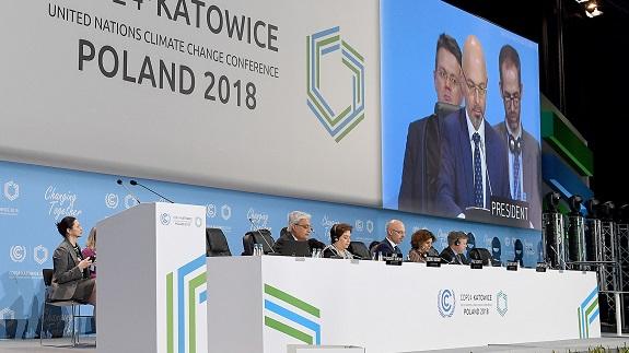 Respaldan ministros en COP24 acción forestal contra cambio climático