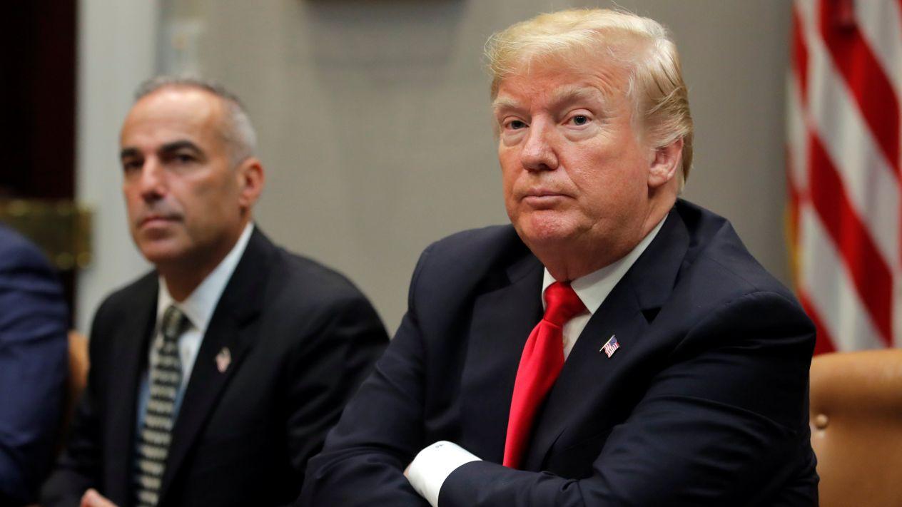 México paga 'indirectamente' construcción del muro, insiste Trump