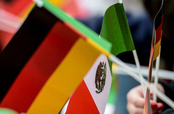 Alemania representó negocios por 14 mil 600 mdp para México este año