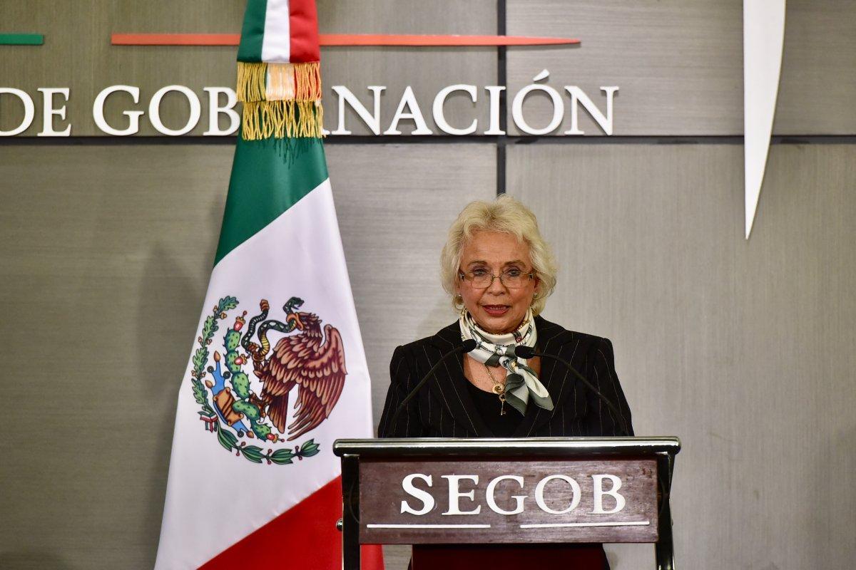 Entregará comisión Ayotzinapa resultados apegados a la verdad: Sánchez Cordero