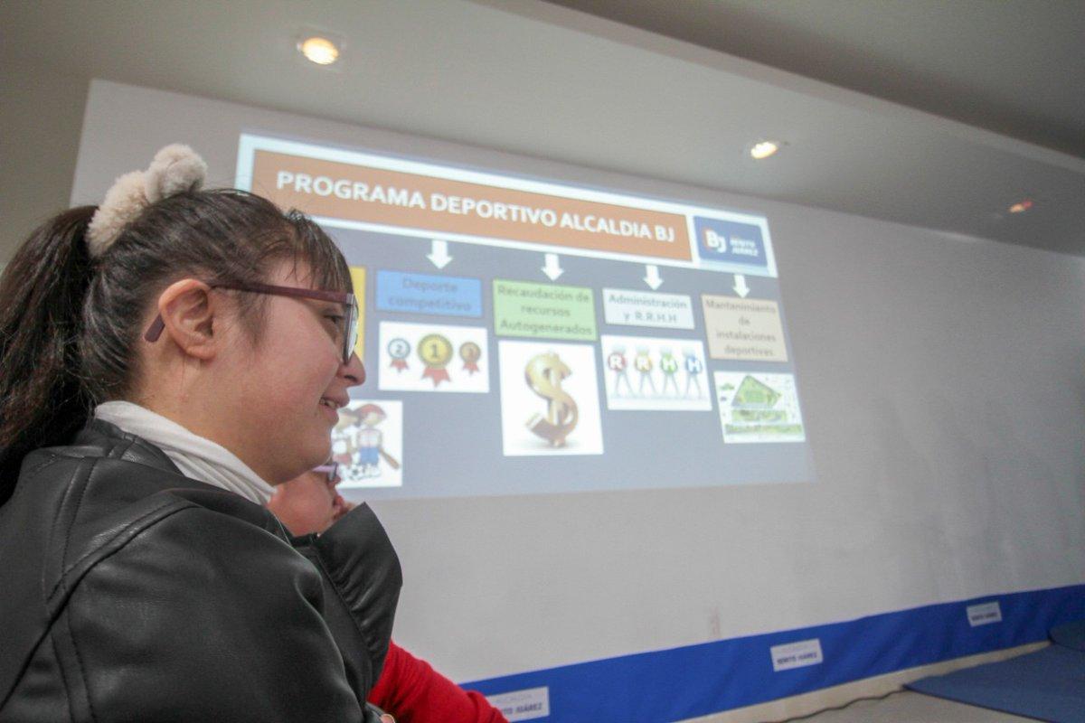 Benito Juárez tendrá programa deportivo para Personas con Discapacidad
