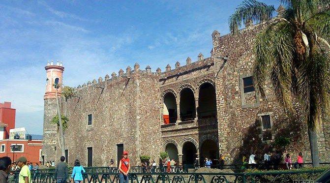 Abre de manera parcial el Museo Regional Cuauhnáhuac, Palacio de Cortés