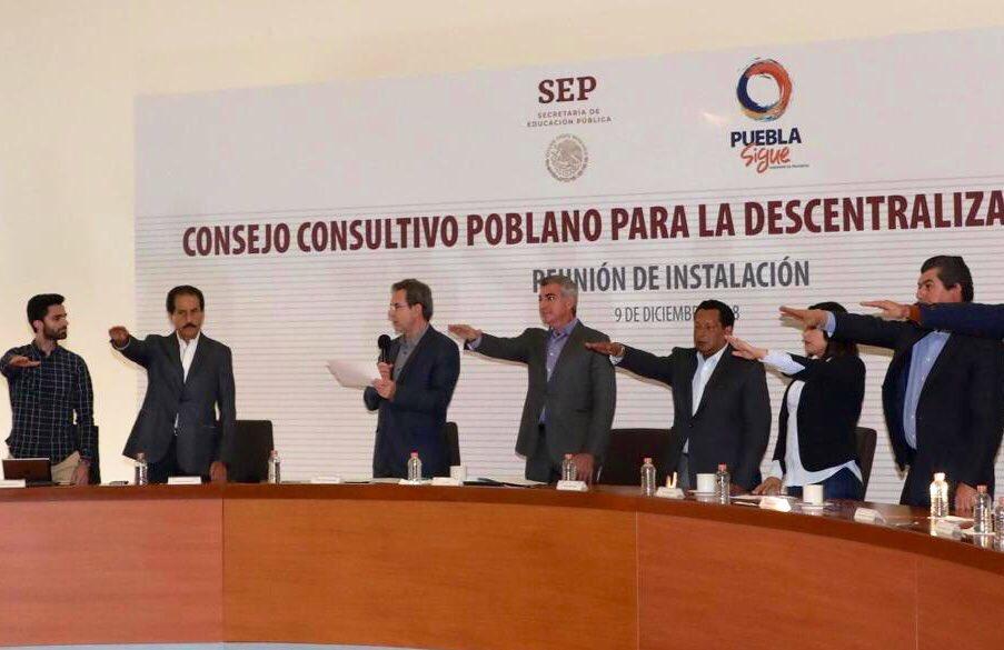 Descentralización de la SEP concluiría entre 2020 y 2021: Moctezuma Barragán