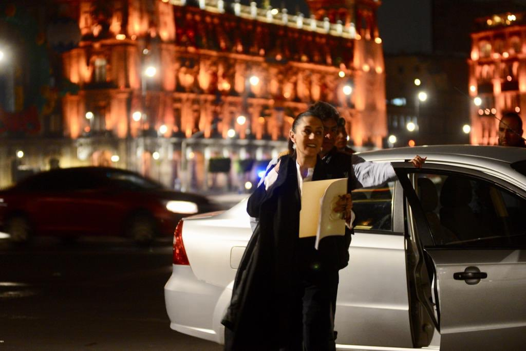 Sheinbaum asistirá cada semana a reunión de seguridad con López Obrador