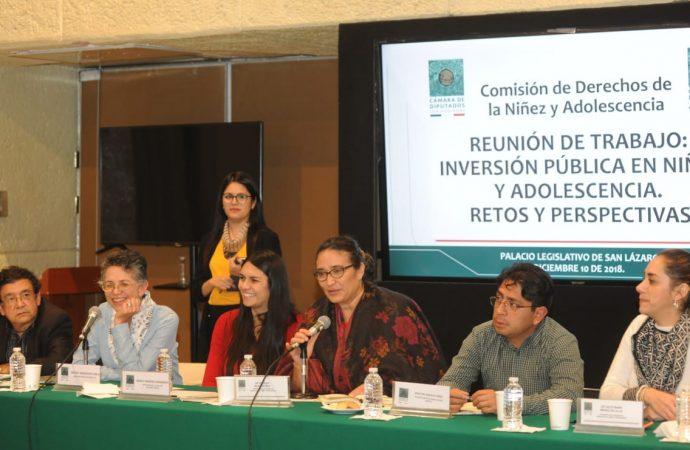 Necesaria mayor inversión para garantizar y protegerderechos de la niñez en México