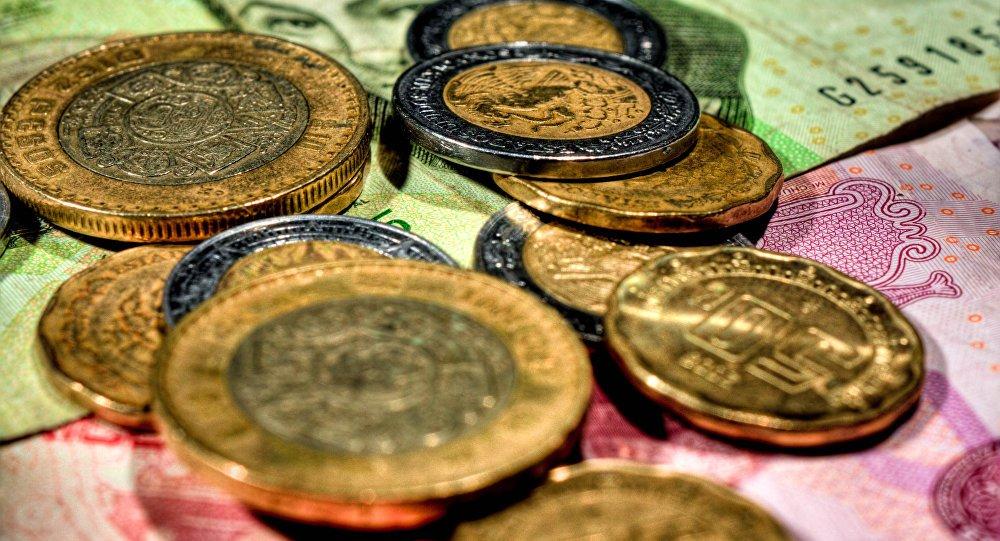 Moneda mexicana se recupera en último mes del año