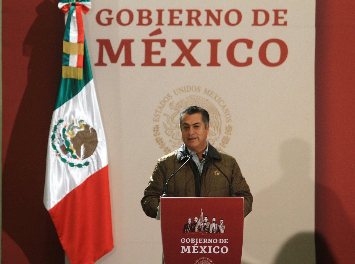 Nuevo León promete respaldar proyectos y programas del Gobierno Federal