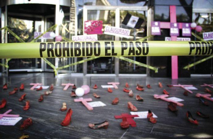Prepara PGJ protocolos para abatir feminicidio en CDMX
