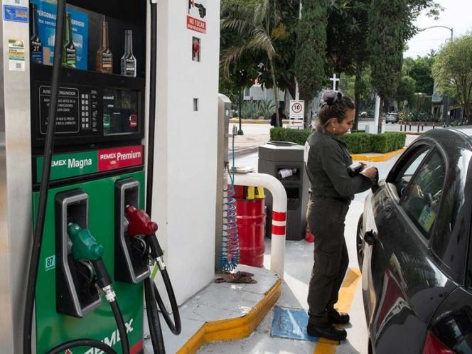Ocho de cada diez litros de gasolina que se despachan en México, son extranjeros