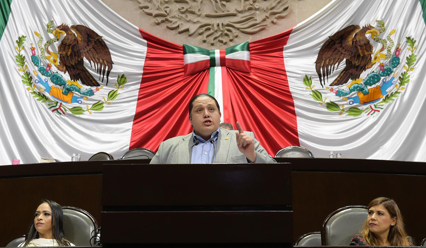 De 3 a 5 años de prisión para quien difunda contenido íntimo sexual sin consentimiento: Luis Mendoza Acevedo