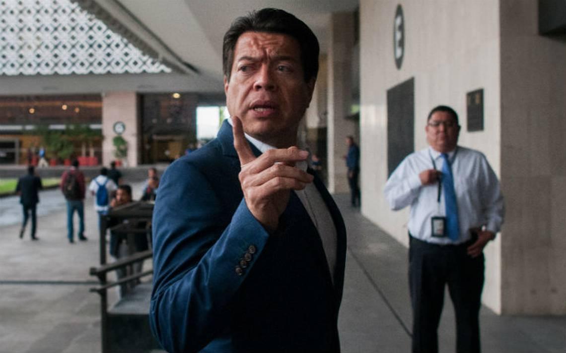 Gobernadores deben apretarse el cinturón: Mario Delgado