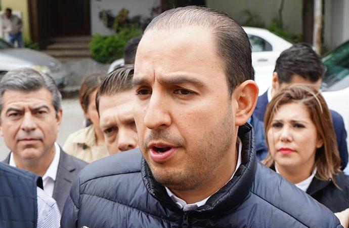 PAN confía en que gobernador interino de Puebla milite en ese partido