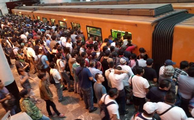 Crisis en el Metro por falta de mantenimiento