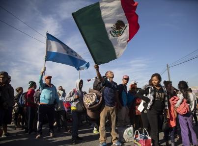 México cerrará con más de 25 mil solicitudes de refugio