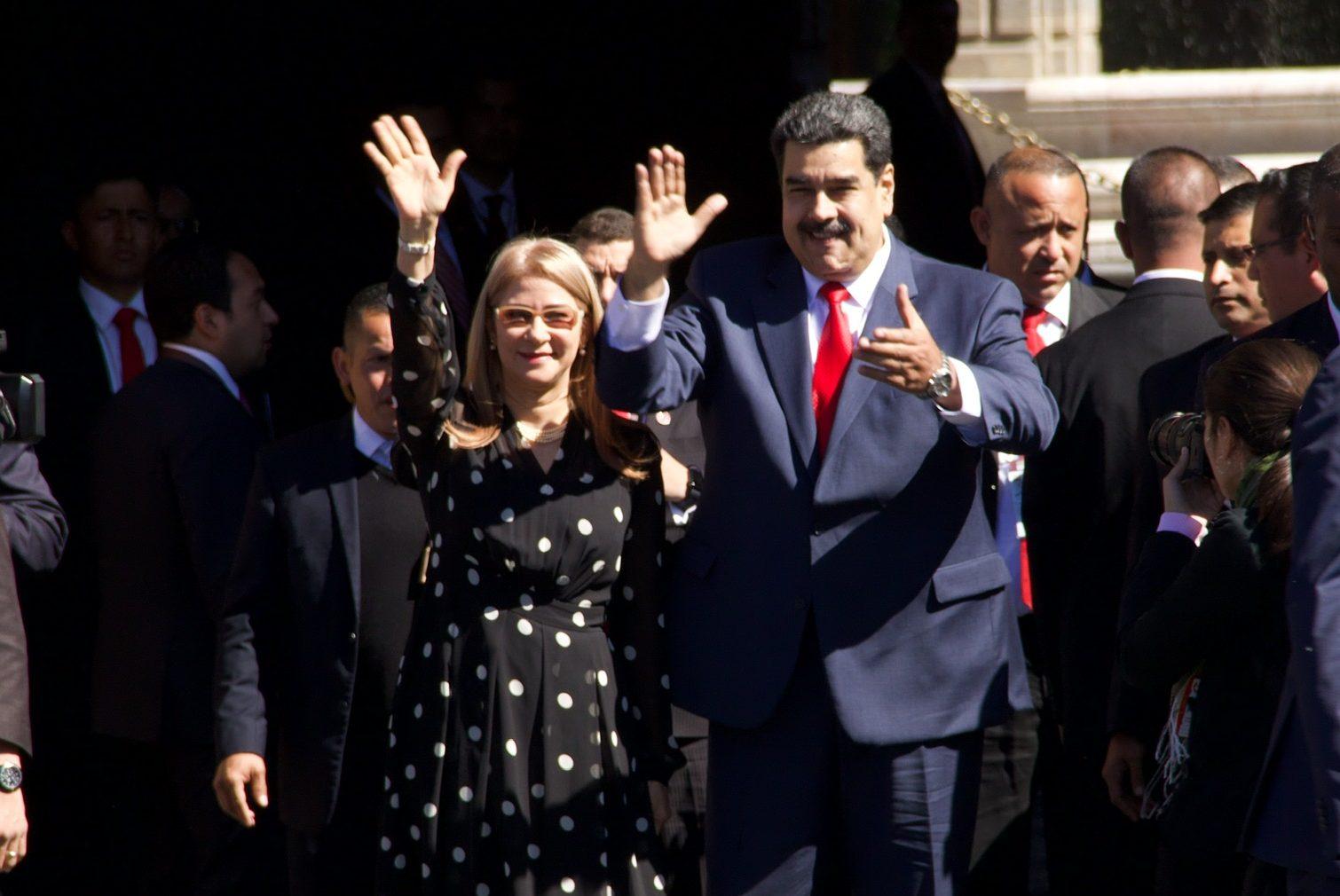 Maduro respalda a presidente López Obrador y agradece muestras de cariño