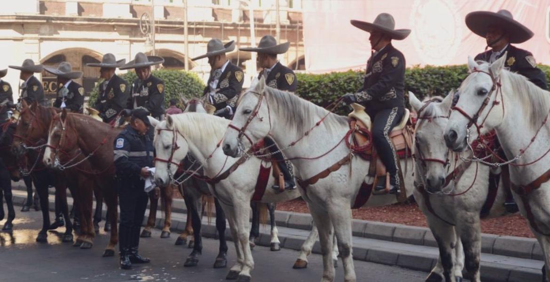 Regresan los Policharros a la CDMX; vigilarán La Alameda y Garibaldi