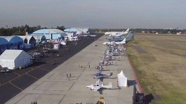 Van 15 mil millones de pesos para aeropuerto de Santa Lucía
