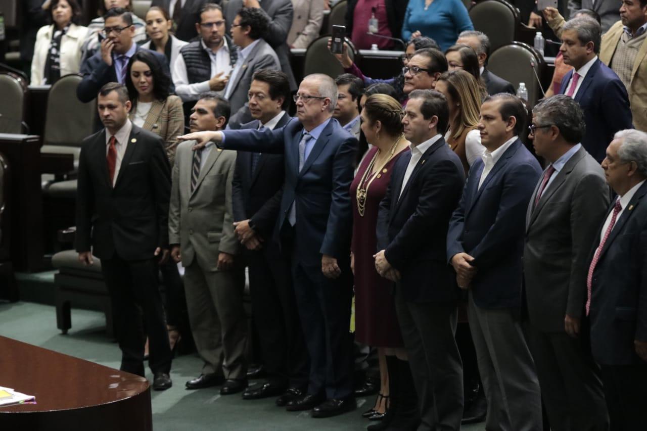 Ratifican Diputados nombramiento de Carlos Manuel Urzúa como titular de la SHCP