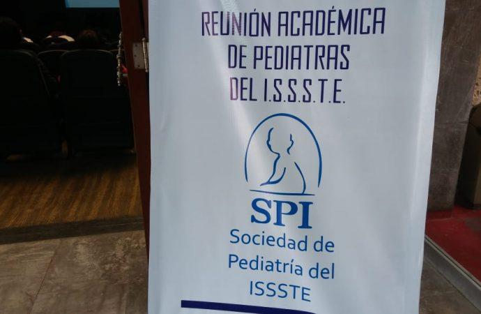 SPI, comprometidos con la actualización académica en Pediatría