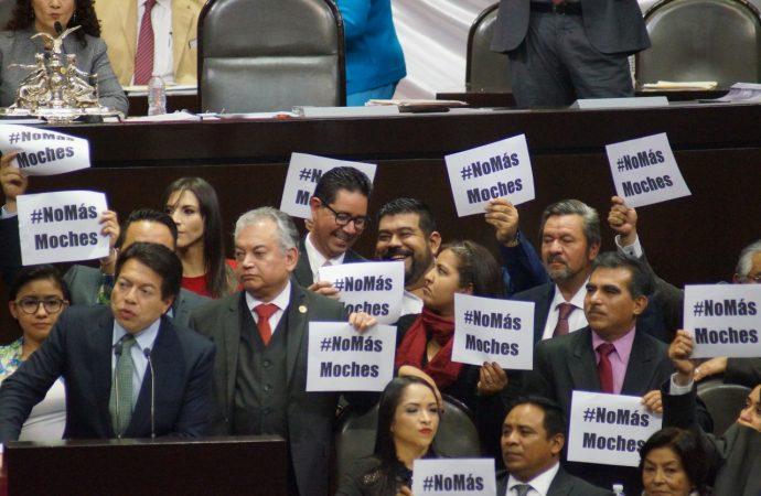 Diputados aprueban Ley de Ingresos 2019 en lo general