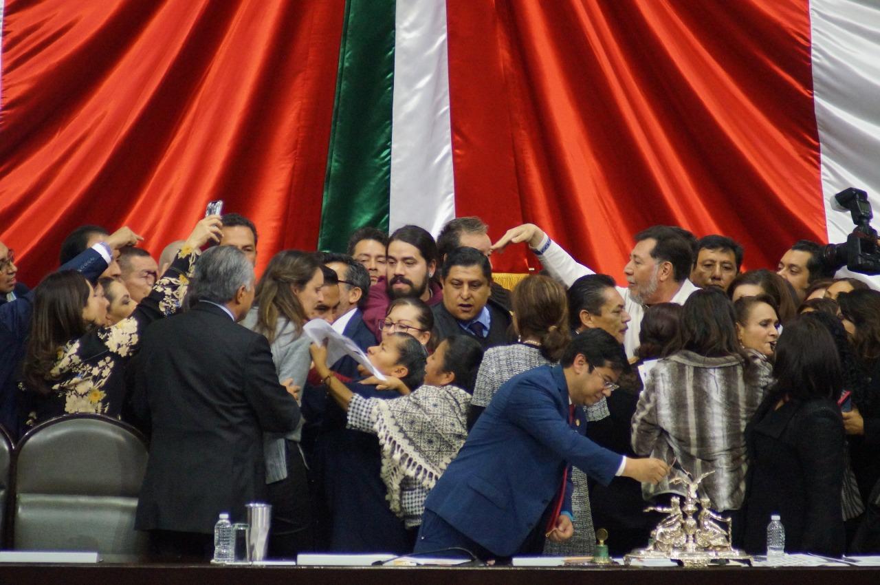 Oposición reprocha a Morena premura en aprobación de Ley de Ingresos 2019