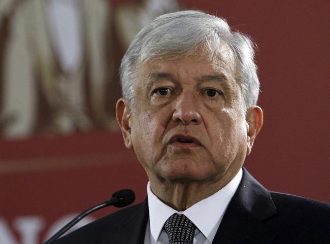 Están garantizadas inversiones del aeropuerto de Texcoco, asegura López Obrador